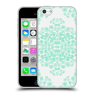 Official Monika Strigel Ambrosia Mint Soft Gel Case For Apple Iphone 5C