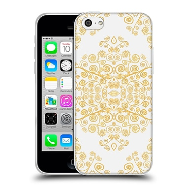 Official Monika Strigel Ambrosia Orange Soft Gel Case For Apple Iphone 5C