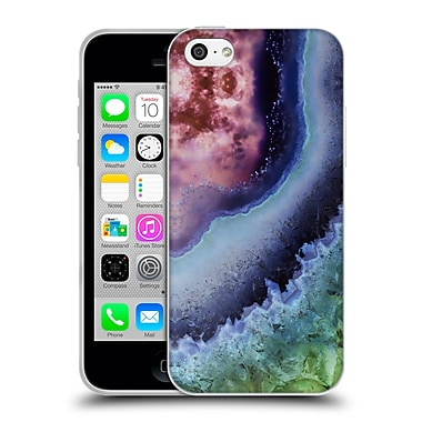 Official Monika Strigel Amethyst Midnight Soft Gel Case For Apple Iphone 5C