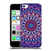 Official Monika Strigel Arabesque Boho Blue Soft Gel Case For Apple Iphone 5C