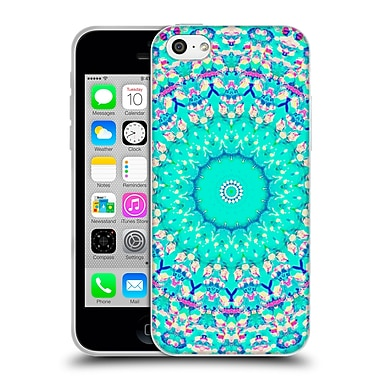 Official Monika Strigel Arabesque Mint Soft Gel Case For Apple Iphone 5C