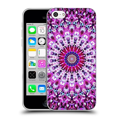 Official Monika Strigel Arabesque Pink Soft Gel Case For Apple Iphone 5C