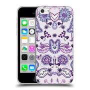 Official Monika Strigel Bring Me Flowers Purple Soft Gel Case For Apple Iphone 5C