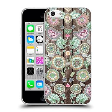 Official Monika Strigel Bring Me Flowers 3 Boho Soft Gel Case For Apple Iphone 5C