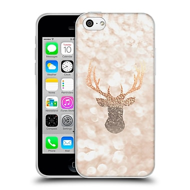 Official Monika Strigel Champagne Gold Deer Soft Gel Case For Apple Iphone 5C