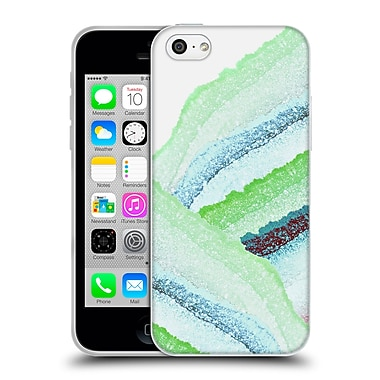 Official Monika Strigel Flawless Wraps Limetto Soft Gel Case For Apple Iphone 5C