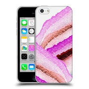 Official Monika Strigel Flawless Wraps Pink Berry Soft Gel Case For Apple Iphone 5C
