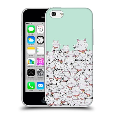 Official Monika Strigel Find The Panda Mint Soft Gel Case For Apple Iphone 5C