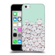 Official Monika Strigel Find The Panda Mint Soft Gel Case For Apple Iphone 5C