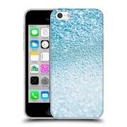 Official Monika Strigel Glitters Blue Soft Gel Case For Apple Iphone 5C