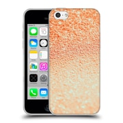 Official Monika Strigel Glitters Coral 2 Soft Gel Case For Apple Iphone 5C