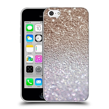 Official Monika Strigel Glitters Glamour Coffee Soft Gel Case For Apple Iphone 5C
