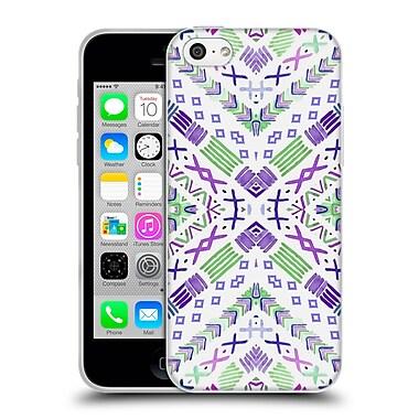 Official Monika Strigel Happy Echo Purple Soft Gel Case For Apple Iphone 5C