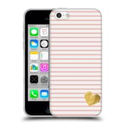 Official Monika Strigel Little Heart Peach Soft Gel Case For Apple Iphone 5C