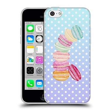 Official Monika Strigel Macarons Mint Soft Gel Case For Apple Iphone 5C