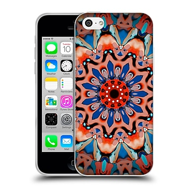 Official Monika Strigel Mandala Aztec Soft Gel Case For Apple Iphone 5C