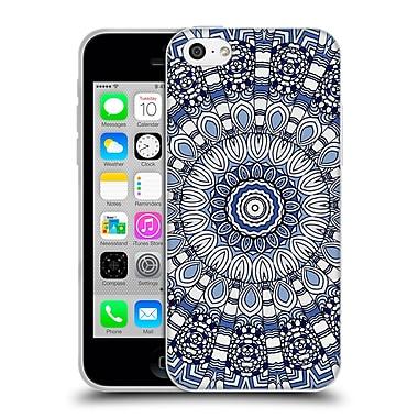 Official Monika Strigel Mandala Indigo Soft Gel Case For Apple Iphone 5C