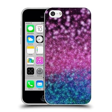 Official Monika Strigel Magic Lights Pink Soft Gel Case For Apple Iphone 5C