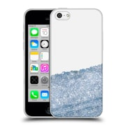 Official Monika Strigel Pretty Covered Blue Soft Gel Case For Apple Iphone 5C