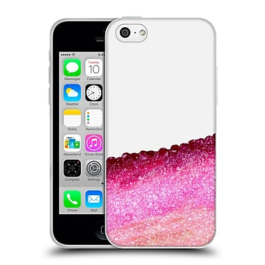 Official Monika Strigel Pretty Covered Gold Berry Soft Gel Case For Apple Iphone 5C