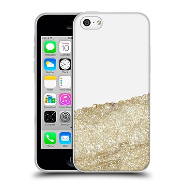 Official Monika Strigel Pretty Covered Gold Soft Gel Case For Apple Iphone 5C