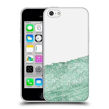 Official Monika Strigel Pretty Covered Mint Soft Gel Case For Apple Iphone 5C