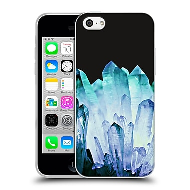 Official Monika Strigel Pure Crystal Blue Soft Gel Case For Apple Iphone 5C