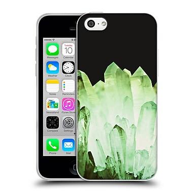 Official Monika Strigel Pure Crystal Emerald Soft Gel Case For Apple Iphone 5C