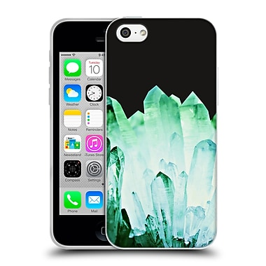 Official Monika Strigel Pure Crystal Mint Green Soft Gel Case For Apple Iphone 5C