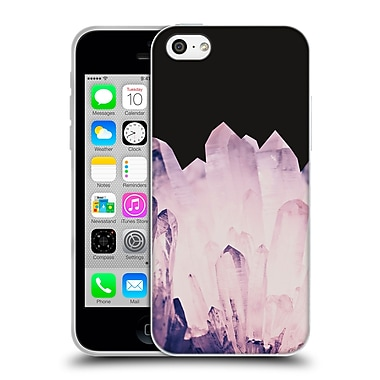 Official Monika Strigel Pure Crystal Rose Quartz Soft Gel Case For Apple Iphone 5C