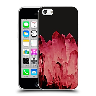 Official Monika Strigel Pure Crystal Ruby Soft Gel Case For Apple Iphone 5C