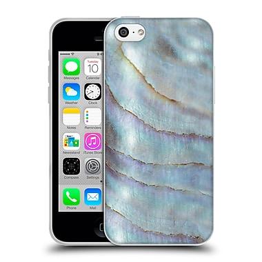 Official Monika Strigel Pastel Seashell Pearl Soft Gel Case For Apple Iphone 5C