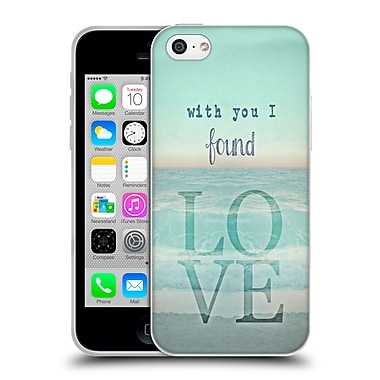 Official Monika Strigel Summer Love With You Soft Gel Case For Apple Iphone 5C