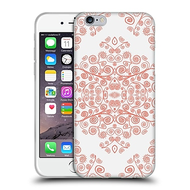 Official Monika Strigel Ambrosia Coral Soft Gel Case For Apple Iphone 6 / 6S