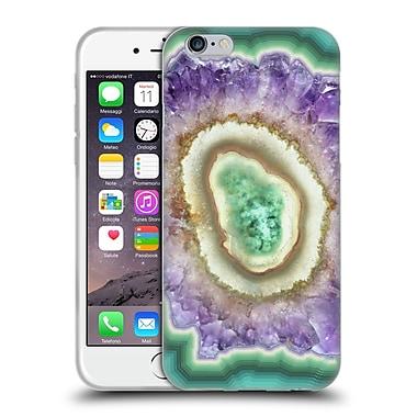 Official Monika Strigel Amethyst Crystal Soft Gel Case For Apple Iphone 6 / 6S