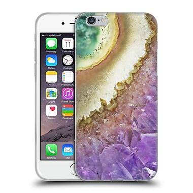Official Monika Strigel Amethyst Purple Soft Gel Case For Apple Iphone 6 / 6S