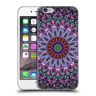 Official Monika Strigel Arabesque Midnight Soft Gel Case For Apple Iphone 6 / 6S