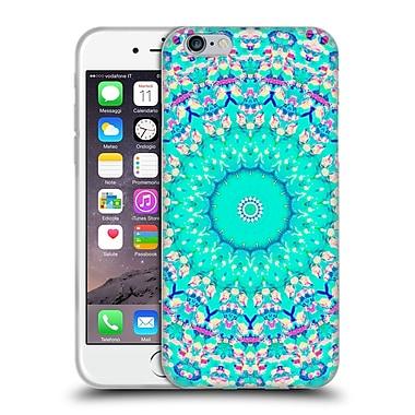 Official Monika Strigel Arabesque Mint Soft Gel Case For Apple Iphone 6 / 6S