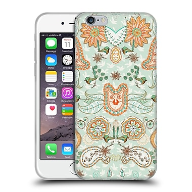 Official Monika Strigel Bring Me Flowers Summer Fall Soft Gel Case For Apple Iphone 6 / 6S