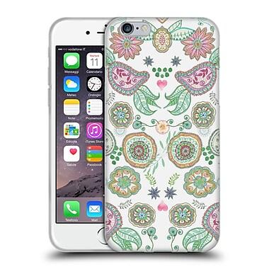 Official Monika Strigel Bring Me Flowers Spring Soft Gel Case For Apple Iphone 6 / 6S