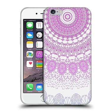 Official Monika Strigel Boho Lace Pink Soft Gel Case For Apple Iphone 6 / 6S