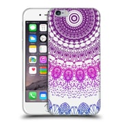 Official Monika Strigel Boho Lace Purple Soft Gel Case For Apple Iphone 6 / 6S