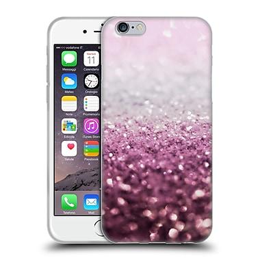 Official Monika Strigel Frozen Glitter Magic Rose Soft Gel Case For Apple Iphone 6 / 6S