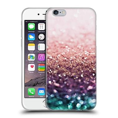 Official Monika Strigel Frozen Glitter Rosella Soft Gel Case For Apple Iphone 6 / 6S