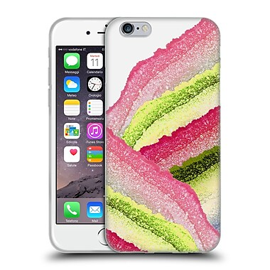 Official Monika Strigel Flawless Wraps Melon Soft Gel Case For Apple Iphone 6 / 6S