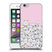 Official Monika Strigel Find The Panda Pink Soft Gel Case For Apple Iphone 6 / 6S