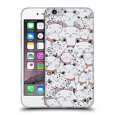 Official Monika Strigel Find The Panda White Soft Gel Case For Apple Iphone 6 / 6S