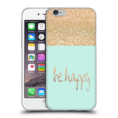 Official Monika Strigel Gold And Happy Date Soft Gel Case For Apple Iphone 6 / 6S