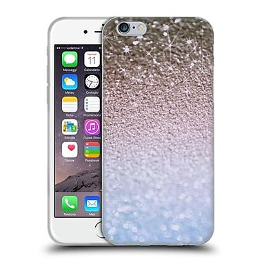 Official Monika Strigel Glitters Glamour Blue Soft Gel Case For Apple Iphone 6 / 6S