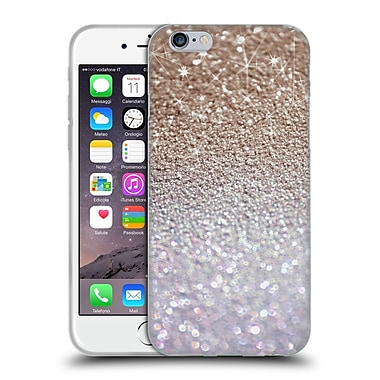 Official Monika Strigel Glitters Glamour Coffee Soft Gel Case For Apple Iphone 6 / 6S